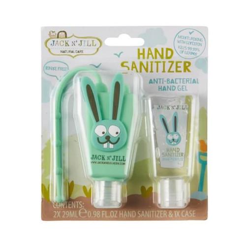 Jack N Jill Hand Sanitizer Twin Pack Bunny