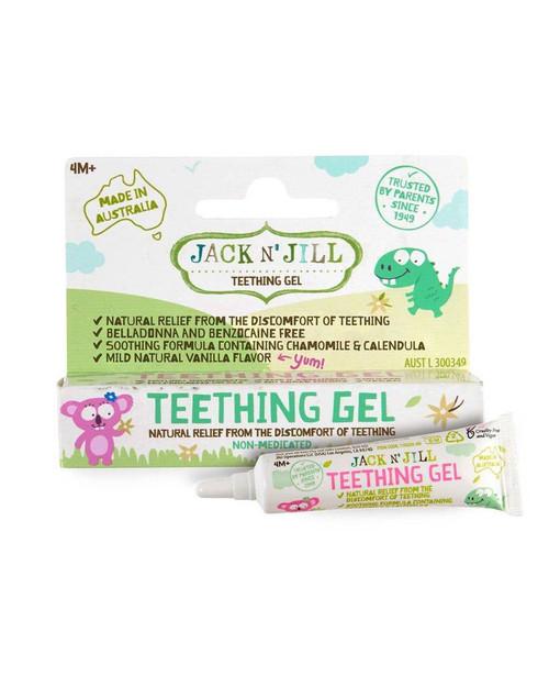 Jack N Jill Natural Teething Gel 15g