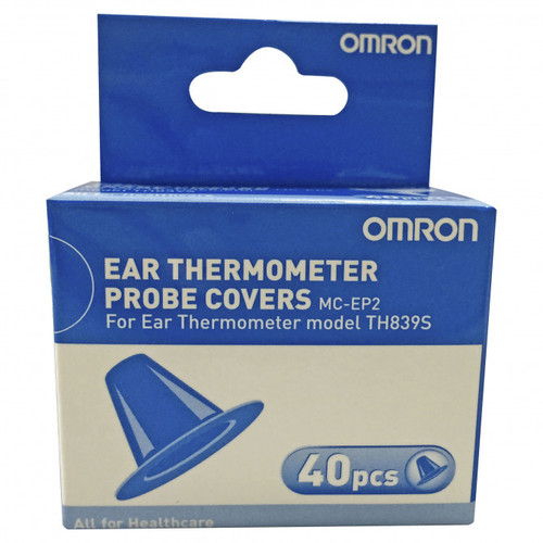 TH839S Ear Thermometer Probe Covers 40 Pack