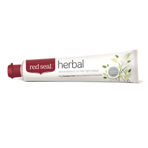 Red Seal Herbal Natural Toothpaste 110g