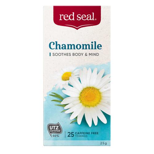 Red Seal Chamomile Tea 25 Teabags