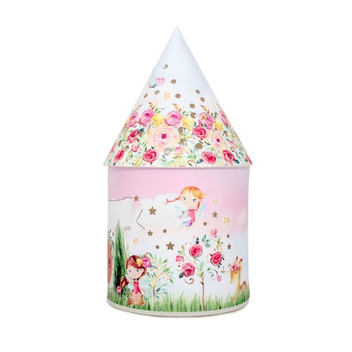 Fairy Light Up House