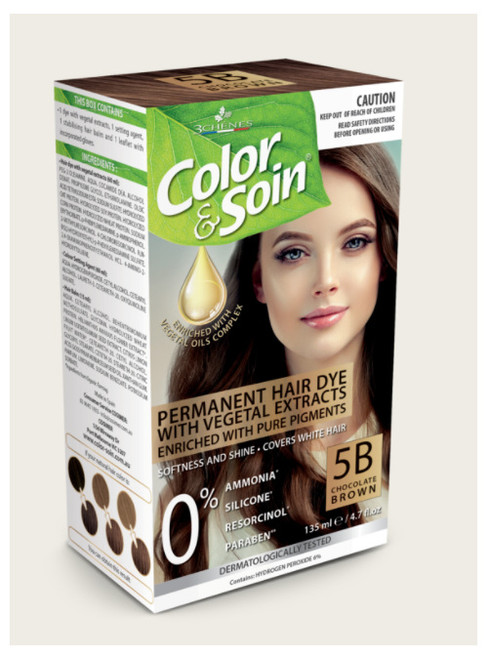 Color & Soin 5B Chocolate Brown 135ml