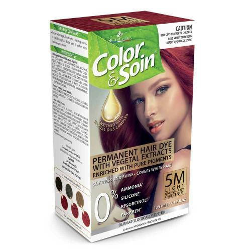 Color & Soin 5M Light Mahogany Chestnut 135ml