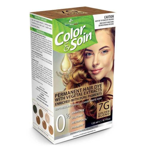 Color & Soin 7G Golden Blond 135ml