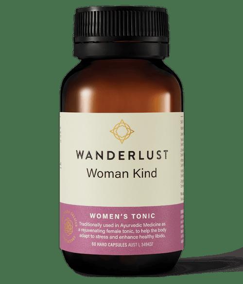 Wanderlust Woman Kind 60 Capsules