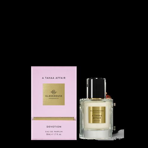 Glasshouse Fragrances A Tahaa Affair Devotion Eau De Parfum 50ml