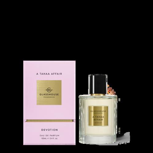Glasshouse Fragrances A Tahaa Affair Devotion Eau De Parfum 100ml