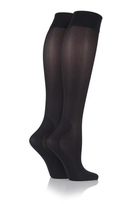 Aussie Sock Shop IOMI Womens Energising Socks Size 4-7 2 Pack