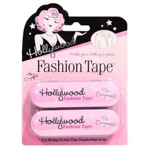 Hollywood Fashion Tape Value Pack 2x36 Pack