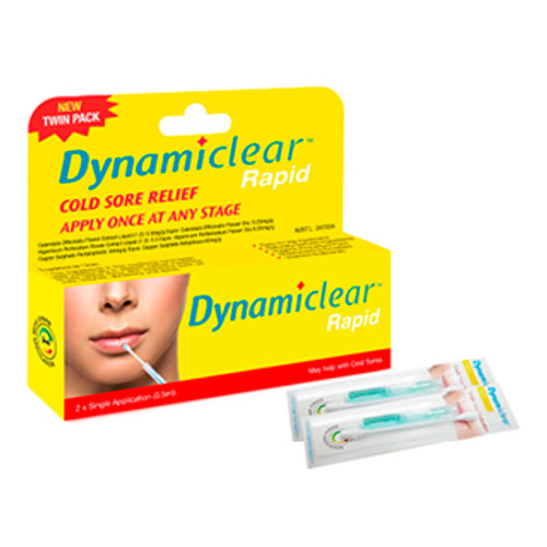 Dynamiclear Dynamiclear Rapid 2 Pack