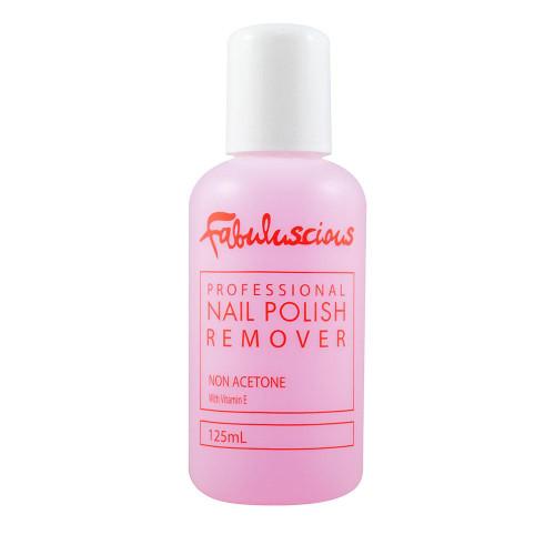 Fabuluscious Nail Polish Remover Non-Acetone 125ml