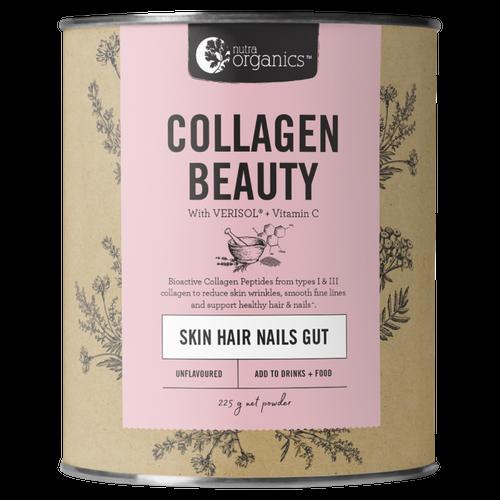 Collagen Beauty with Verisol + Vitamin C (Skin Hair Nails Gut) Unflavoured 225g