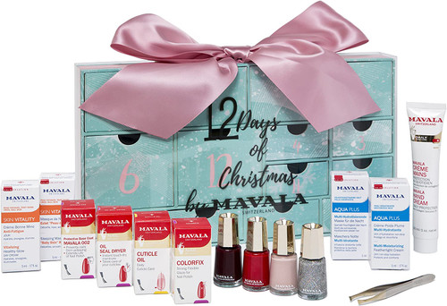 Mavala 12 Days of Christmas Advent Calendar