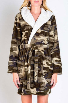 Cozy Items Robes FW20