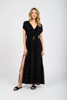 Paradise V Neck Maxi Dress SS20