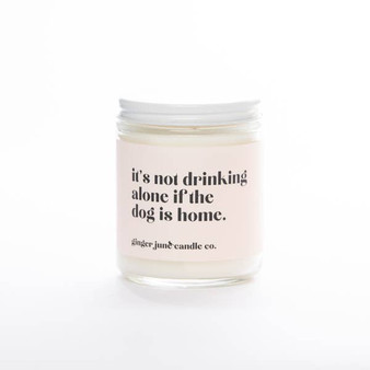 Ginger June Standard Jar Candle