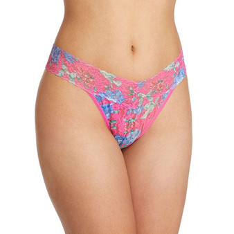Electric Garden Original Rise Thong - Holiday 20