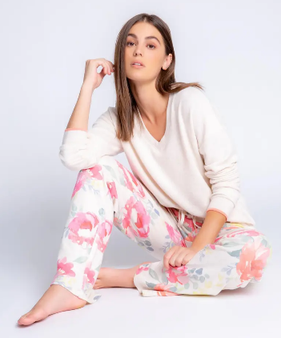 Happy Blooms Wide Leg Pant-SS21