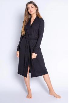 Textured Essentials Robe