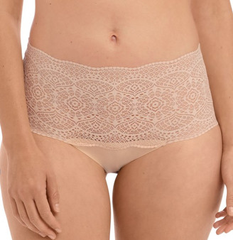 Lace Ease Full Brief O/S