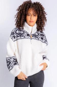 Santa Fe Sherpa Sweater