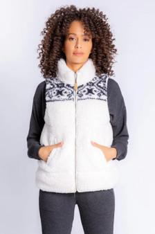 Santa Fe Sherpa Vest