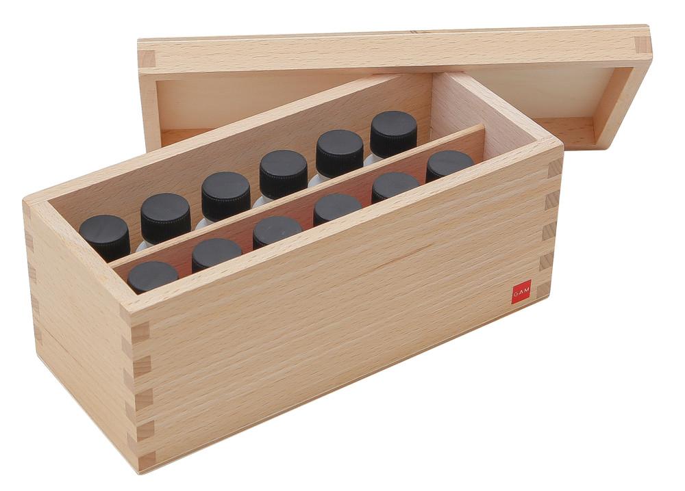Smelling bottles by Gonzagarredi Montessori