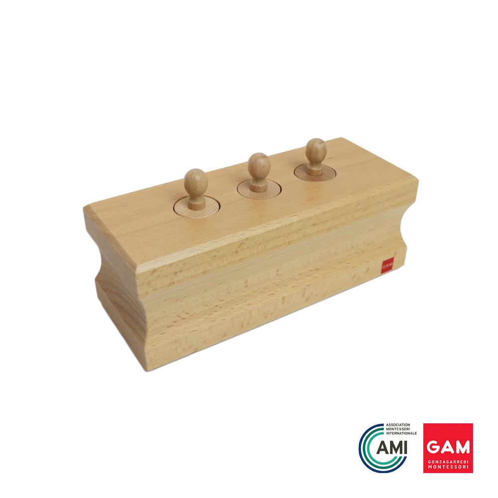 0-3 Cylinder Block #4 by Gonzagarredi Montessori