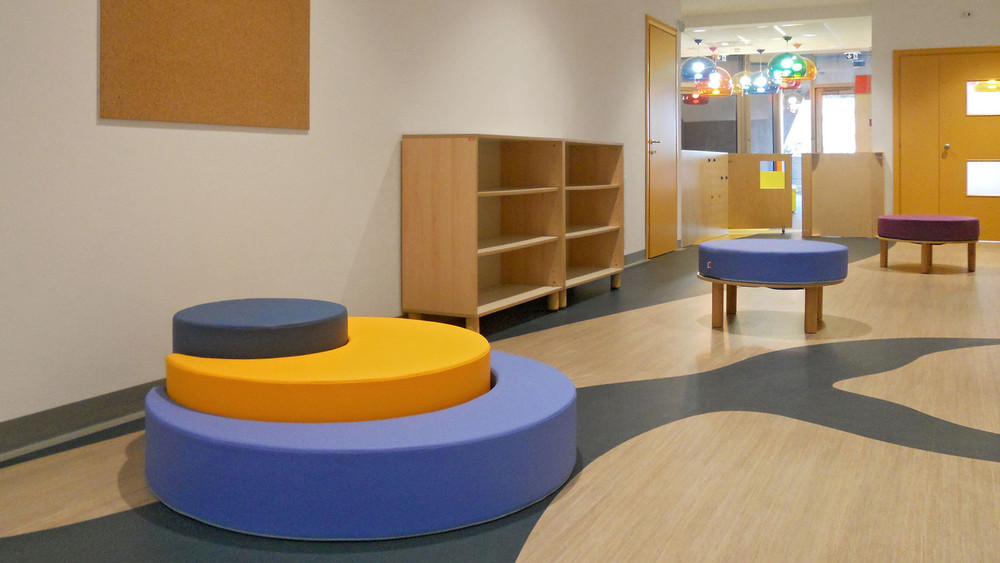 Mobile Infant Class furniture