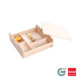 Glue And Paste Box by Gonzagarredi Montessori
