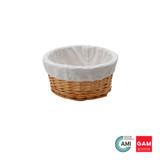 Geometric Solids Basket by Gonzagarredi Montessori
