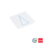 Geometric Cards by Gonzagarredi Montessori