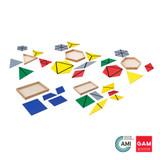 Constructive Triangles by Gonzagarredi Montessori