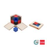 Binomial Cube by Gonzagarredi Montessori