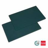 Greenboards Blank: Set of 2 by Gonzagarredi Montessori