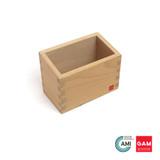 Sandpaper Numerals Box by Gonzagarredi Montessori