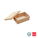 Wooden Spindles Box by Gonzagarredi Montessori