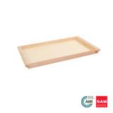 Wooden Tray, Large by Gonzagarredi Montessori