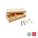 Teen Bead Box by Gonzagarredi Montessori