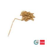 Golden Bead Chain of 1000 by Gonzagarredi Montessori