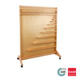 Bead Material Cabinet by Gonzagarredi Montessori