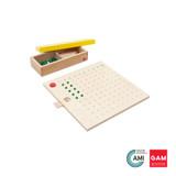 Multiplication Board by Gonzagarredi Montessori