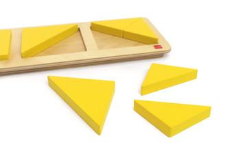 Squares And Triangles by Gonzagarredi Montessori