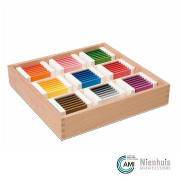 Color Box 3 - Montessori curriculum and materials