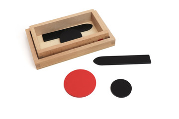 Set of Arrows and Circles for Sentence Analysis by Gonzagarredi Montessori