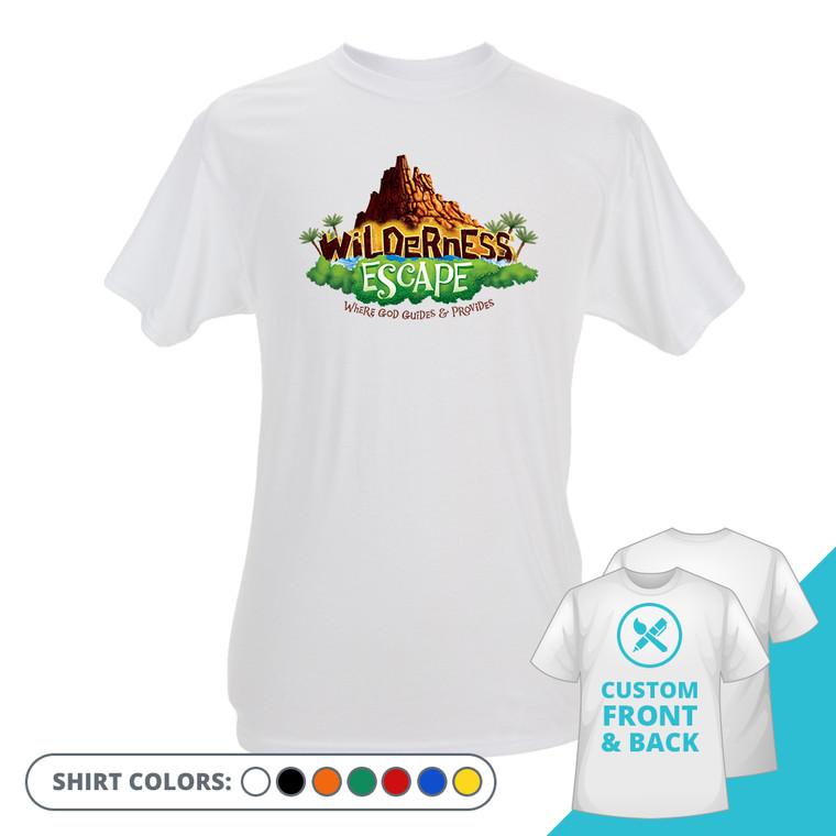 Wilderness Escape Custom Shirt Option 3