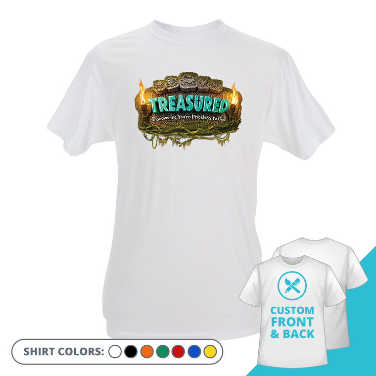 Treasured Custom Shirt Option 8