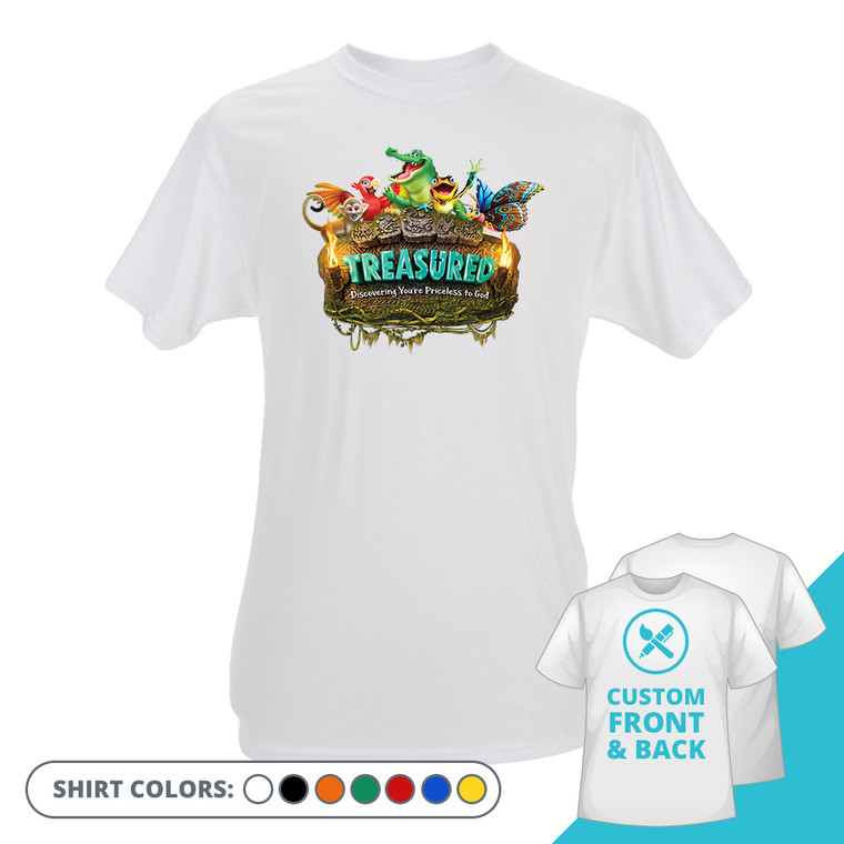 Treasured Custom Shirt Option 7