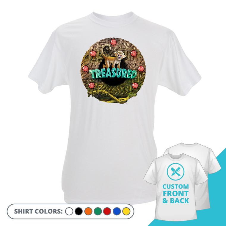 Treasured Custom Shirt Option 4